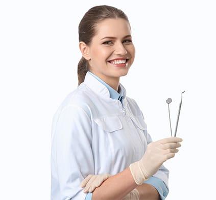 Dental Hygienist Lena