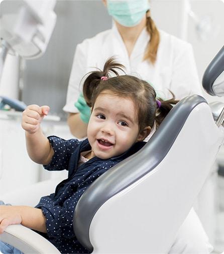 the best kids dentist
